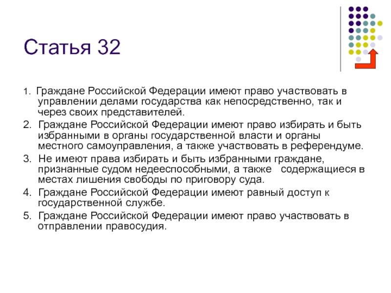 дворец граждане россии имеют право участвовать в управлении делами государства подъезде